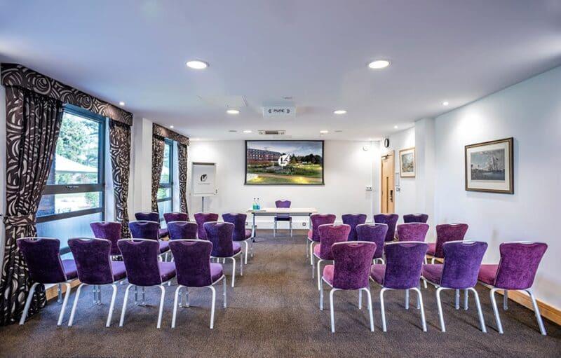 The Lensbury Mortimer Room