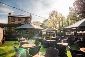 The Lensbury Pub